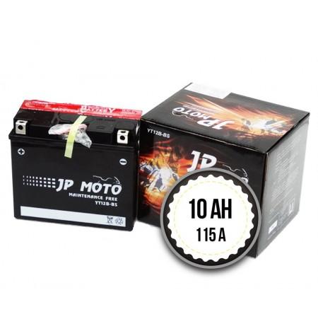 JP MOTO YT12B-BS 10Ah 115A 12V L+