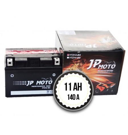 JP MOTO YTZ12-BS 11Ah 140A 12V L+
