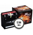 JP MOTO YTX14-BS 12Ah 180A 12V L+