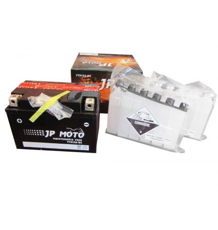 JP MOTO YTX12A-BS 10Ah 120A 12V L+