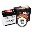 JP MOTO CB14L-B2 14AH 160A 12V R+