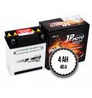 JP MOTO CB4L-B 4AH 40A 12V R+