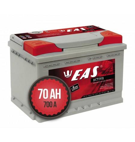 EAS Activa +2Ah EXTRA 70Ah 700a