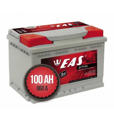 EAS Activa +2Ah EXTRA 100Ah 860a