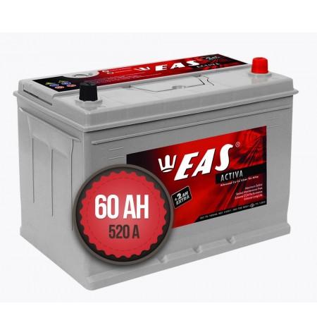 EAS Activa Asia +2Ah EXTRA 60Ah 520a