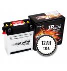 JP MOTO CB12AL-A2 12AH 135A 12V R+
