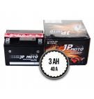 JP MOTO YTX4L-BS 3Ah 40A 12V R+
