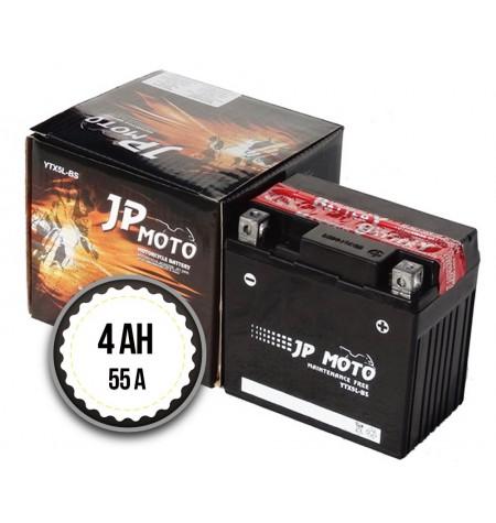 JP MOTO YTX5L-BS 4Ah 55A 12V R+