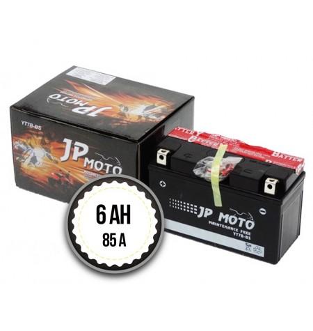 JP MOTO YT7B-BS 6Ah 85A 12V R+