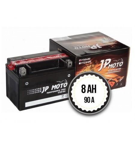 JP MOTO YTX9-BS 8Ah 90A 12V L+